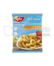 Produktabbildung: iglo del mar Calamares 500 g