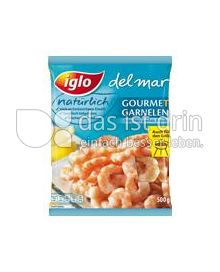Produktabbildung: iglo del mar Gourmet-Garnelen 400 g