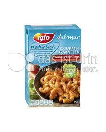 Produktabbildung: iglo del mar Gourmet-Garnelen Tomate-Basilikum 250 g