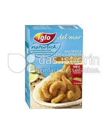 Produktabbildung: iglo del mar Knusprige Ofen-Garnelen 250 g
