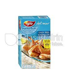 Produktabbildung: iglo del mar Easy peel Garnelen 450 g