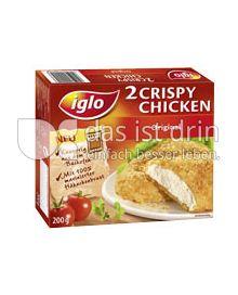 Produktabbildung: iglo 2 Crispy Chicken Original 200 g