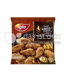 Produktabbildung: iglo Chicken-Wings in Asia-Marinade 560 g