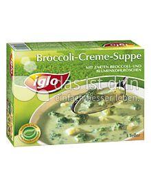 Produktabbildung: iglo Broccoli-Creme-Suppe 285 g