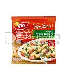 Produktabbildung: iglo Viva Italia! Penne-Creme-Spinaci 500 g