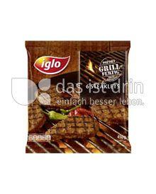 Produktabbildung: iglo 6 Steaklets 450 g