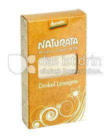 Produktabbildung: Naturata Dinkel Lasagne hell 250 g