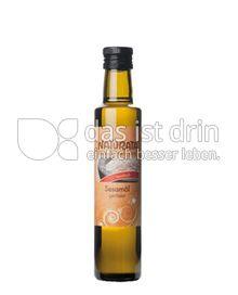 Produktabbildung: Naturata Sesamöl, doppelt geröstet 250 ml
