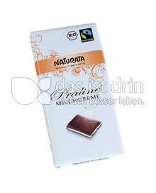 Produktabbildung: Naturata Praliné Milchcreme 100 g