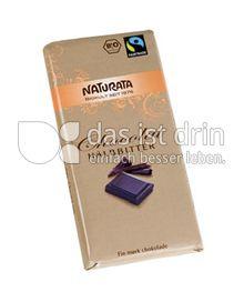 Produktabbildung: Naturata Chocolat Halbbitter 100 g