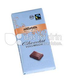 Produktabbildung: Naturata Chocolat Vollmilch 100 g