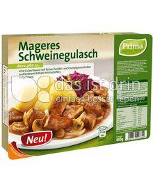 Produktabbildung: Prima Komplett- Menüs Mageres Schweinegulasch 400 g