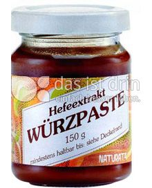 Produktabbildung: Naturata Würzpaste Hefeextrakt 150 g