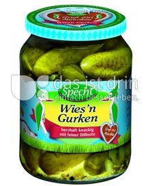 Produktabbildung: Specht Wies'n Gurken® 720 ml