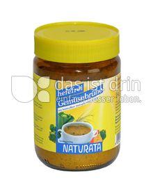 Produktabbildung: Naturata Gemüsebrühe hefefrei 200 g