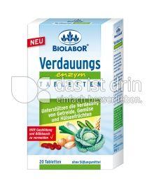 Produktabbildung: Biolabor Verdauungsenzym Tabletten 20