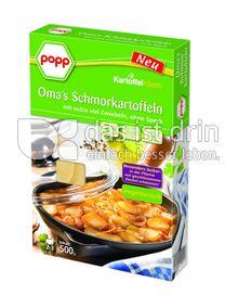 Produktabbildung: Popp Oma's Schmorkartoffeln 500 g