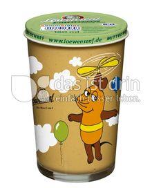 Produktabbildung: Löwensenf Mittelscharf im Sammelglas 180 ml