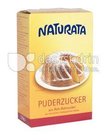 Produktabbildung: Naturata Puderzucker 125 g