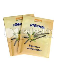 Produktabbildung: Naturata Bourbon-Vanillezucker 8 g