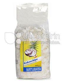 Produktabbildung: Naturata Kokoschips 250 g