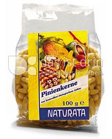 Produktabbildung: Naturata Pinienkerne 100 g