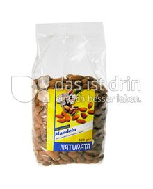 Produktabbildung: Naturata Mandeln 500 g