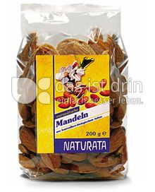 Produktabbildung: Naturata Mandeln 200 g