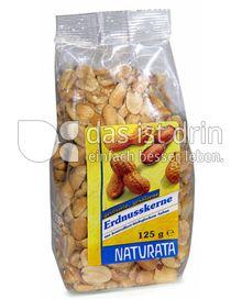Produktabbildung: Naturata Erdnusskerne, geröstet/gesalzen 125 g