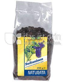 Produktabbildung: Naturata Sultaninen 250 g