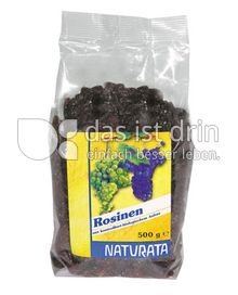 Produktabbildung: Naturata Rosinen 250 g