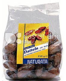 Produktabbildung: Naturata Datteln mit Stein, Deglet Nour 250 g