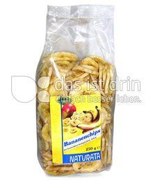 Produktabbildung: Naturata Bananenchips 250 g