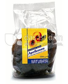 Produktabbildung: Naturata Aprikosen ganze, süße 500 g