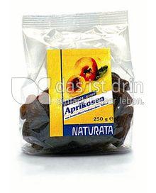 Produktabbildung: Naturata Aprikosen ganze, süße 250 g