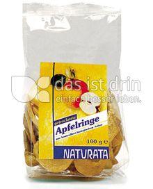 Produktabbildung: Naturata Apfelringe 100 g