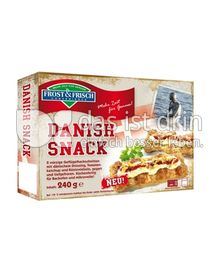 Produktabbildung: Frost & Frisch Danish Snack 240 g