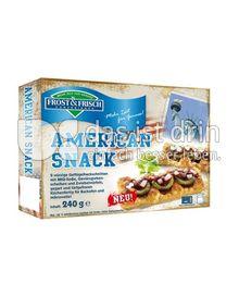 Produktabbildung: Frost & Frisch American Snack 240 g