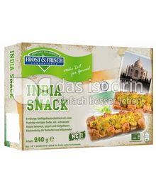 Produktabbildung: Frost & Frisch India Snack 240 g