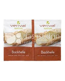 Produktabbildung: Verival Backhefe 20 g
