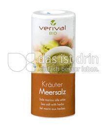 Produktabbildung: Verival Kräuter Meersalz NF 400 g