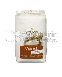 Produktabbildung: Verival Meersalz jodiert 500 g