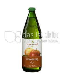 Produktabbildung: Verival Apfelessig klar 750 g