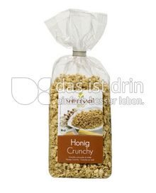Produktabbildung: Verival Honig Crunchy 375 g