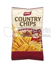 Produktabbildung: Lorenz Country Chips Peperoni 110 g