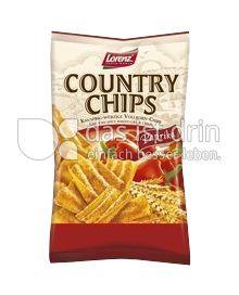 Produktabbildung: Lorenz Country Chips Paprika 110 g