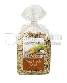 Produktabbildung: Verival Nuss Frucht Müsli 500 g