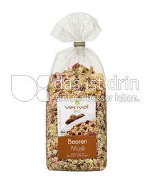 Produktabbildung: Verival Beeren Müsli ohne Rosinen 500 g