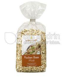 Produktabbildung: Verival Flocken Basis Müsli 500 g