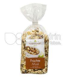 Produktabbildung: Verival Früchte Müsli 375 g